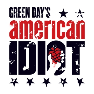 Official logo for Green Day's 'American Idiot.'