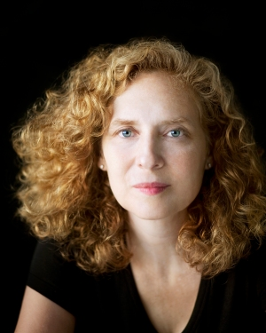 Composer Julia Wolfe. Photo by Peter Serling.