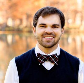 CCM alumnus Alex Gartner.
