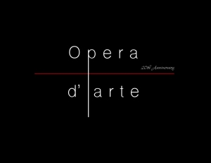 CCM Opera d'art anniversary logo.