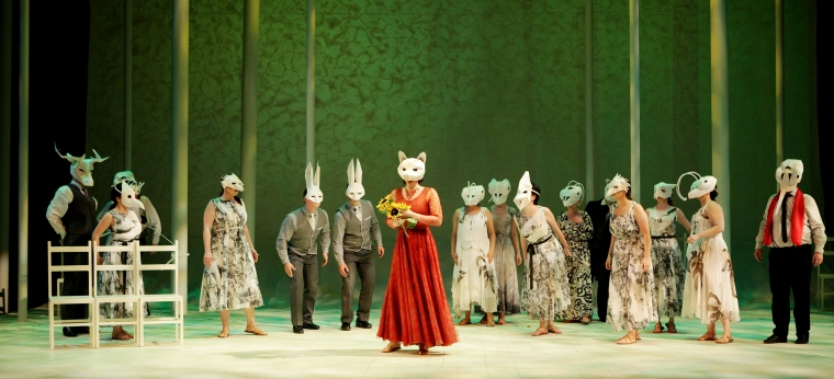 'The Cunning Little Vixen'