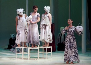CCM's production of Leoš Janáček's 'The Cunning Little Vixen.' Photo by Mark Lyons.