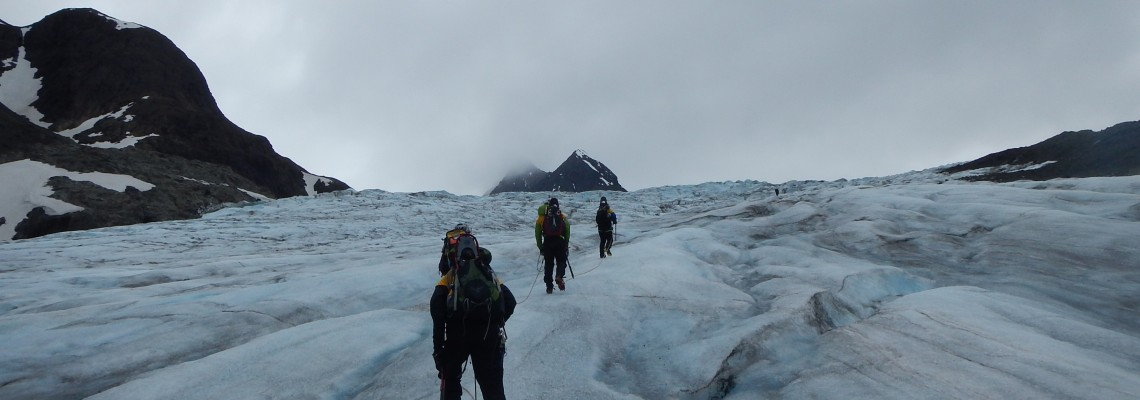 Scenes from the Expedition Alaska Adventure Race. Photo by UC Production Master Class.