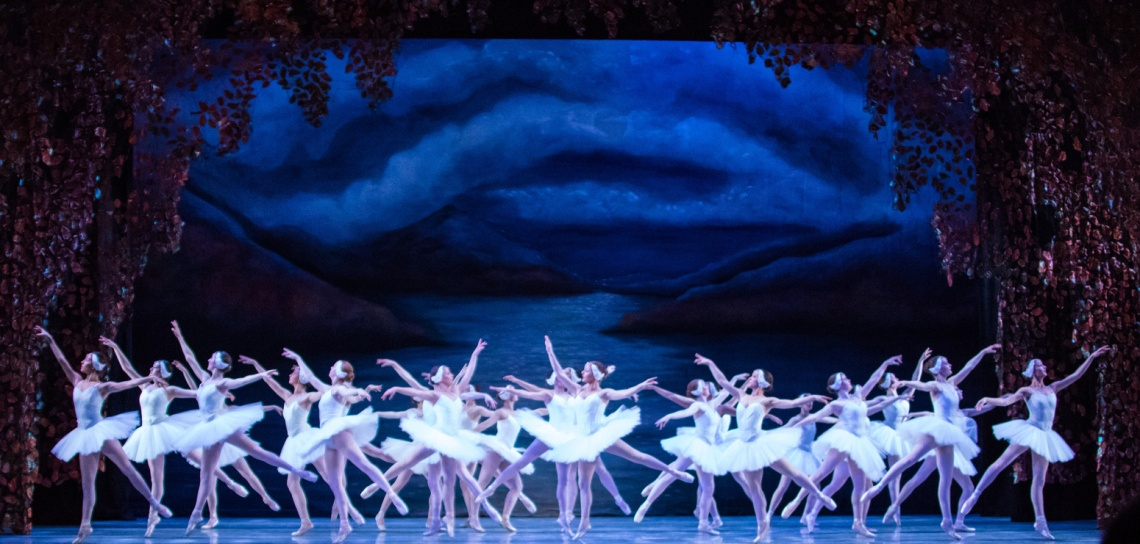 CCM Presents 'Swan Lake'
