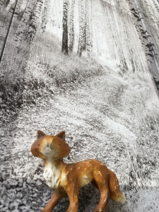 One of the design inspriations for CCM's new production of THE CUNNING LITTLE VIXEN.