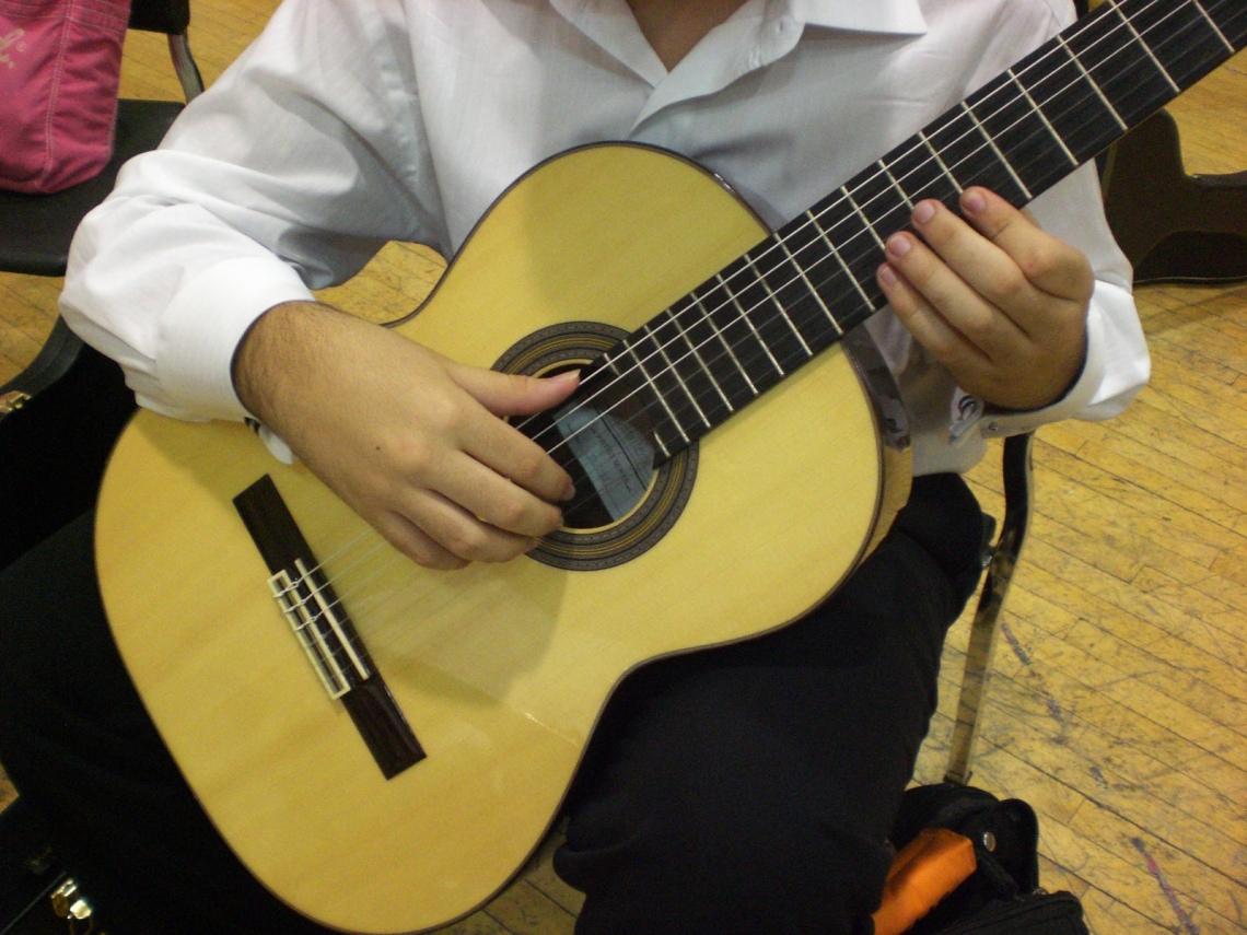 CCM's Classical Guitar Workshop returns July 10-16