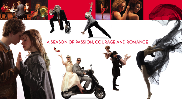Join us in 2016-17 as CCM presents a season of passion, courage and romance.