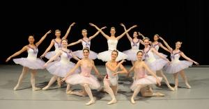 Preparatory Ballet Concert. Photography by Kyuran Ann Choe.