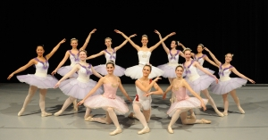 Preparatory Ballet Concert. Photography by Kyuran Ann Choe.