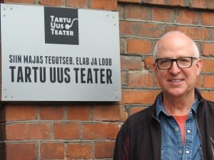 Richard Hess traveled to Estonia to teach two Viewpoints Training master classes