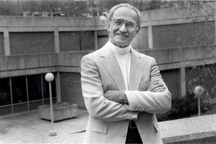 CCM Professor Emeritus Oscar Kosarin.