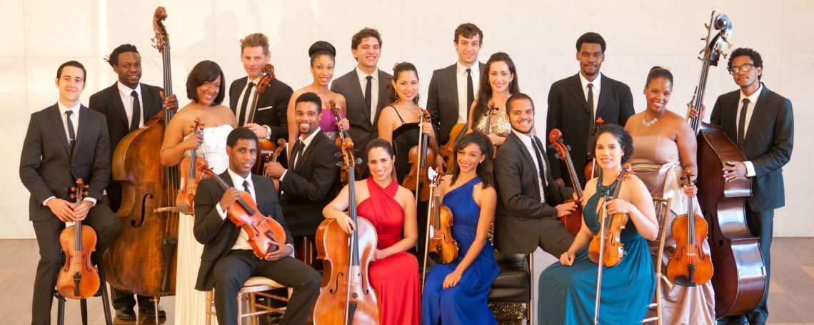 Sphinx Virtuosi at the Kennedy Center Terrace Theater.
