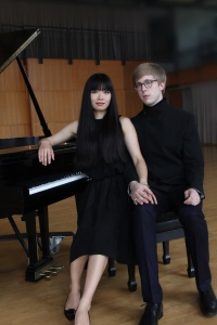 Yaoyue Huang and Scott Sherman.