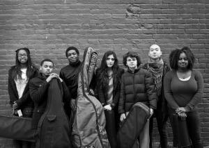 The Ambassador Ensemble.
