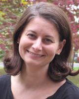 TAM guest lecturer Francesca Brittan.