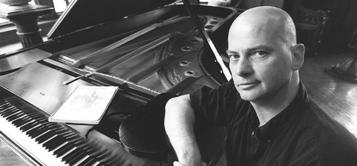 CCM Spring 2017 composer-in-residence Tom Cipullo.