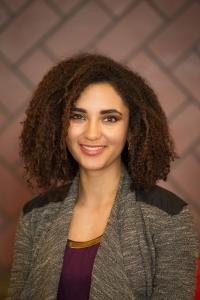 CSO/CCM Diversity Fellow Anita Graef.
