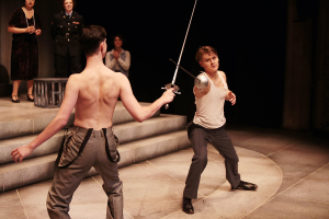 CCM's Mainstage Series presents 'Hamlet' Sept. 28-Oct. 1. Photo by Mark Lyons.
