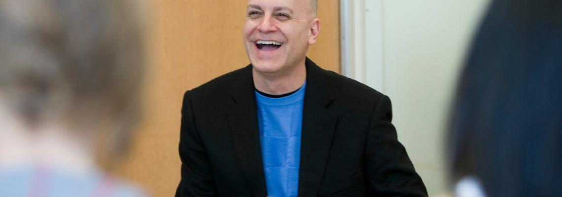 CCM faculty member Rocco Dal Vera.