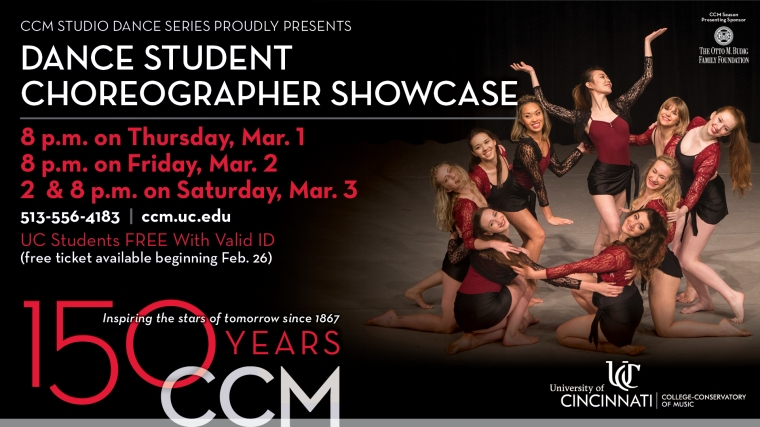 Student Choreographers Showcase