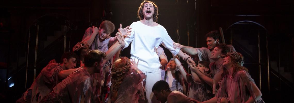 "CCM's musical theatre stars of tomorrow present ""Jesus Christ Superstar"" on Thursday, Feb. 22 through Sunday, March 4, 2018."