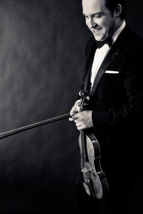 CCM Assistant Professor of Violin Giora Schmidt.