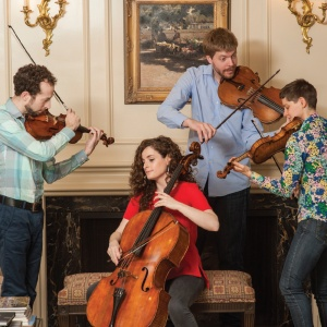 The Ariel Quartet presents four concerts at CCM in 2018-19.