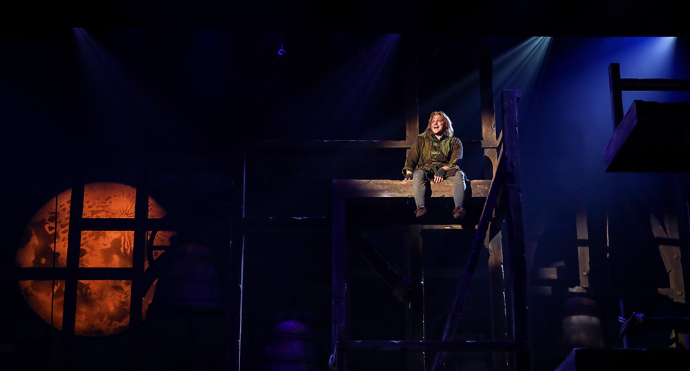 """The Hunchback of Notre Dame"" runs March 8-10, 2019 at CCM's Corbett Auditorium."