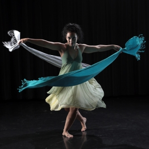 Arts administrator, educator, performer and choreographer Shauna Steele.