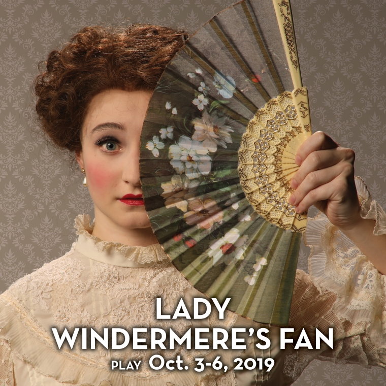 Lady Windermere SQUARE WITH TITLES