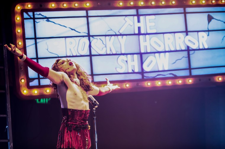 """CCMONSTAGE Musical Series presents """"The Rocky Horror Show."""" Photos by Mark Lyons."""