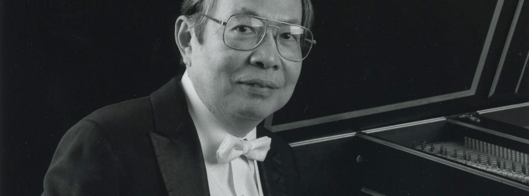 CCM Professor Emeritus Eiji Hashimoto.