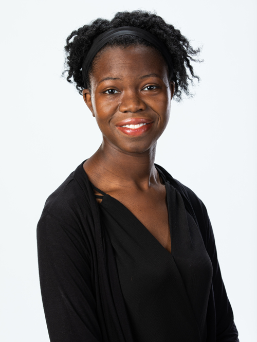 A portrait of CSO/CCM Diversity Fellow Denielle Wilson.