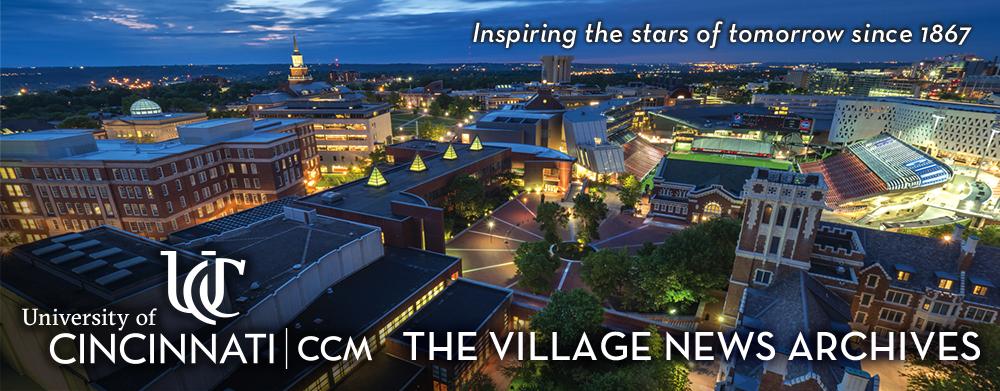CCM VILLAGE NEWS ARCHIVES